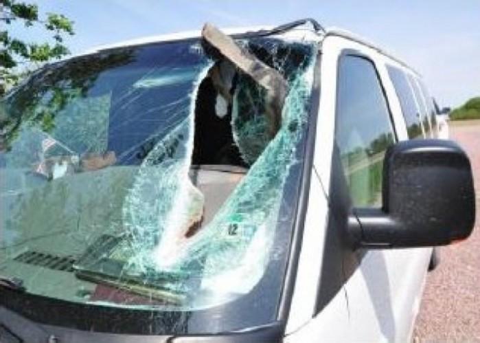 Valley Auto World >> Iowa man injured when truck debris crashed through windshield   Local News   wcfcourier.com