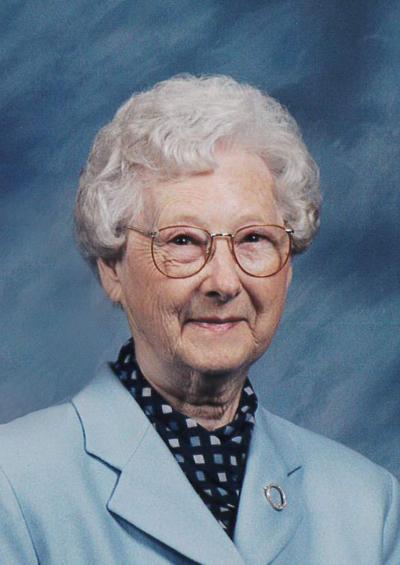 Evelyn A. Wedeking