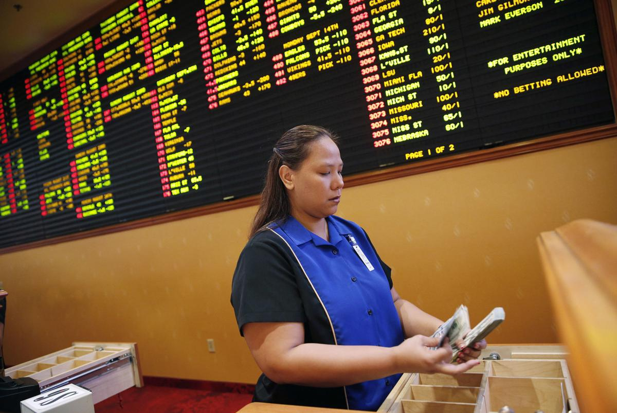 Sports Gambling Generation Gap