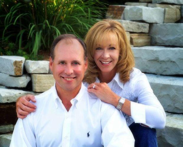 Mark and Jill Oman