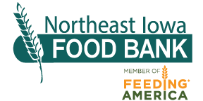 Northeast Iowa Food Bank logo