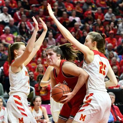 North Scott vs Marion girls state basketball