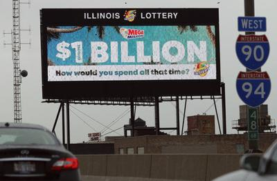 Winning ticket sold for $1 6B Mega Millions | Local News