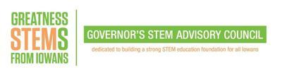 STEM advisory council logo