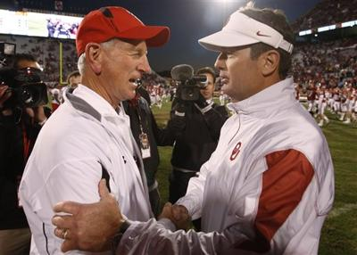 College Football Big 12 Coaches Hope Focus Turns To Games