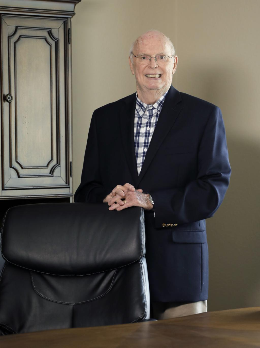 Jim Mudd Sr Servant Leadership A