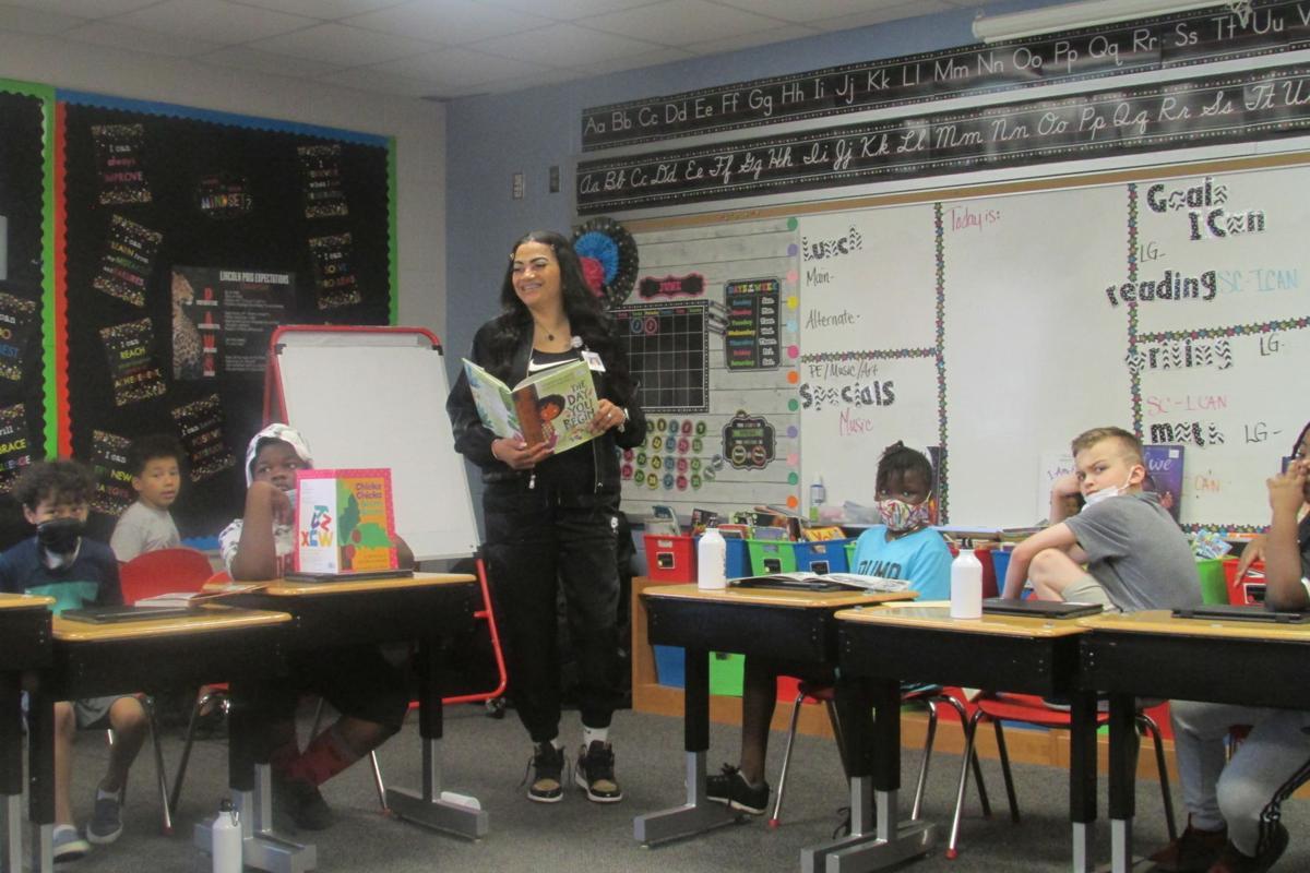 Dawn Boone Lincoln classroom 2
