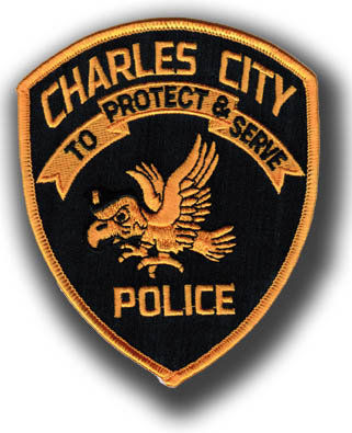 Charles City Police patch
