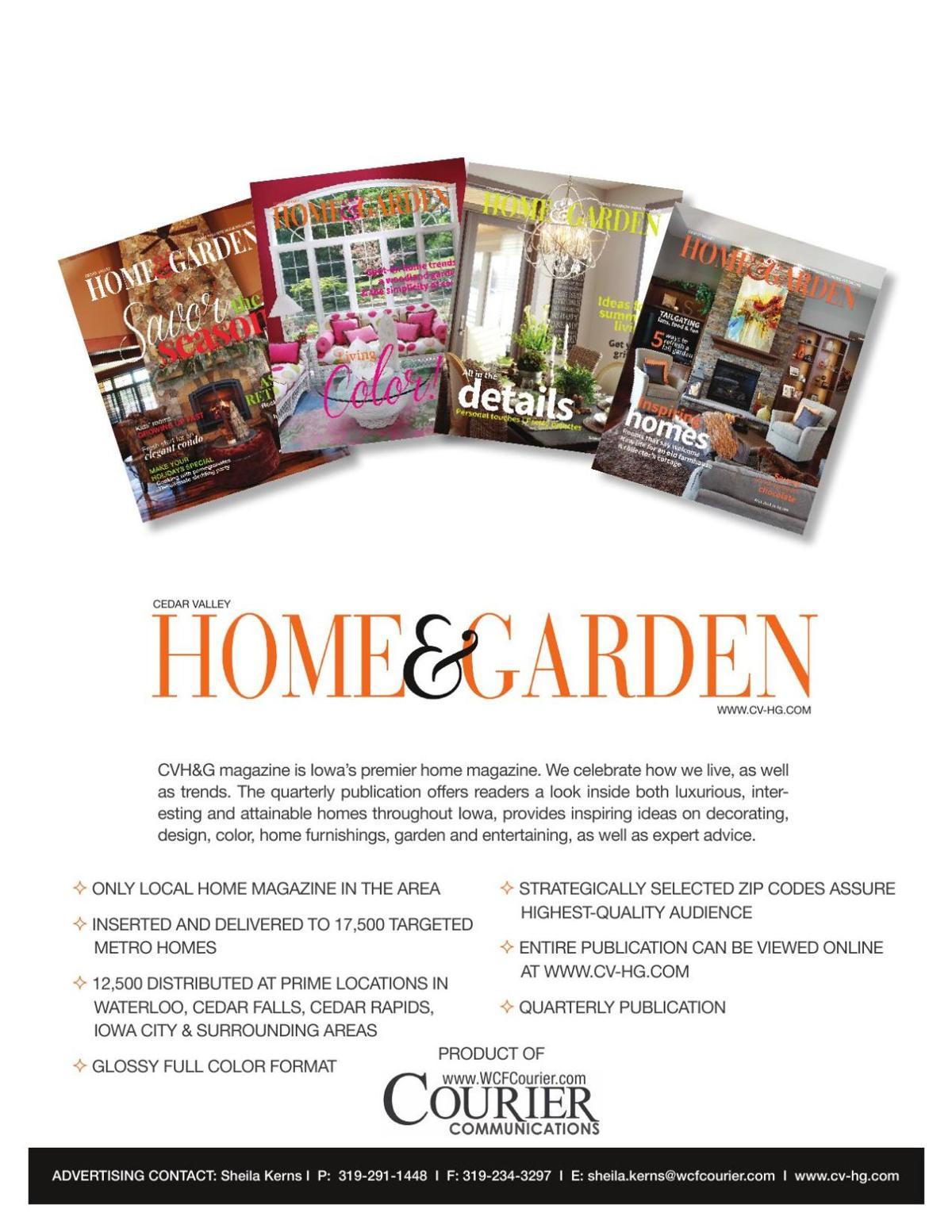 Home & Garden Rates