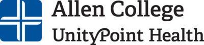 Allen College Unity Point logo