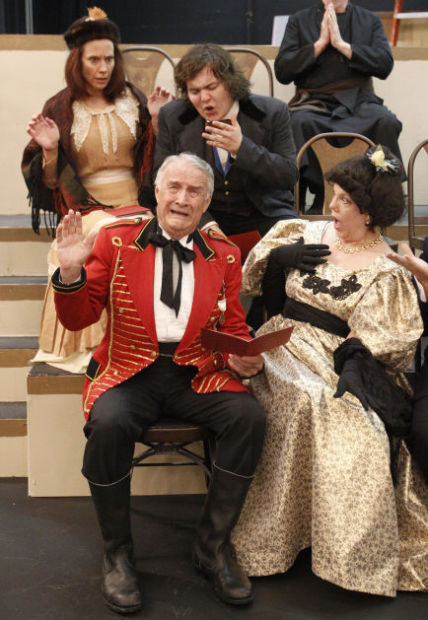 review performers shine in cfct s chekhov simon mashup the good rh wcfcourier com