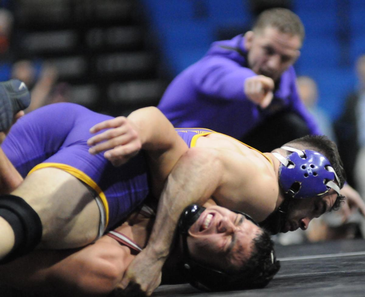 Bryce Steiert for the pin