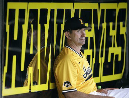Once-discarded UNI baseball coach flourishing at Iowa