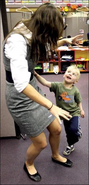 UNI's RiteCare clinic helps preschoolers with speech, language delays