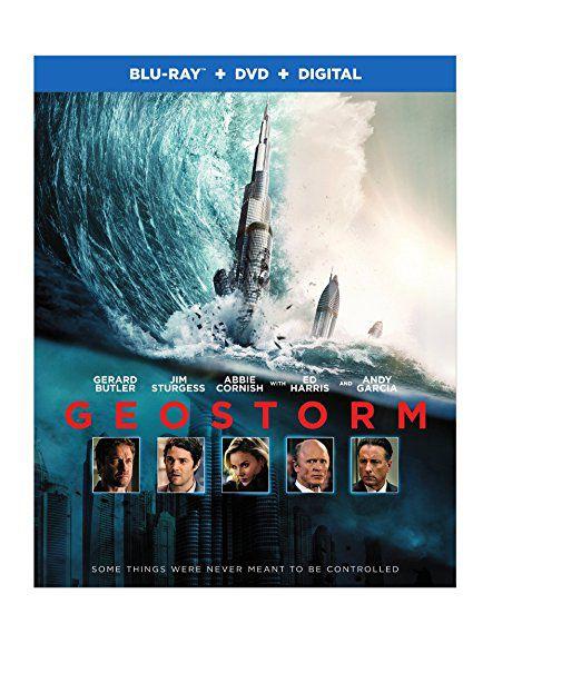 Geostorm movie, publicity photo