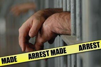 arrest made clip art