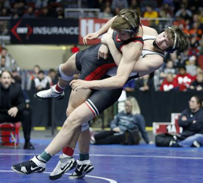 Saturday state wrestling results | Wrestling | wcfcourier com