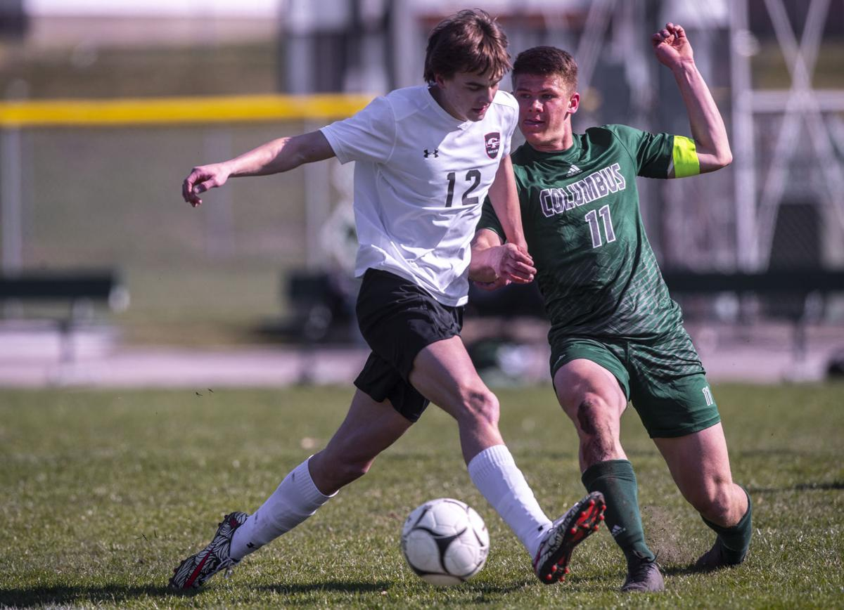BSOC Columbus Catholic vs. Cedar Falls 2
