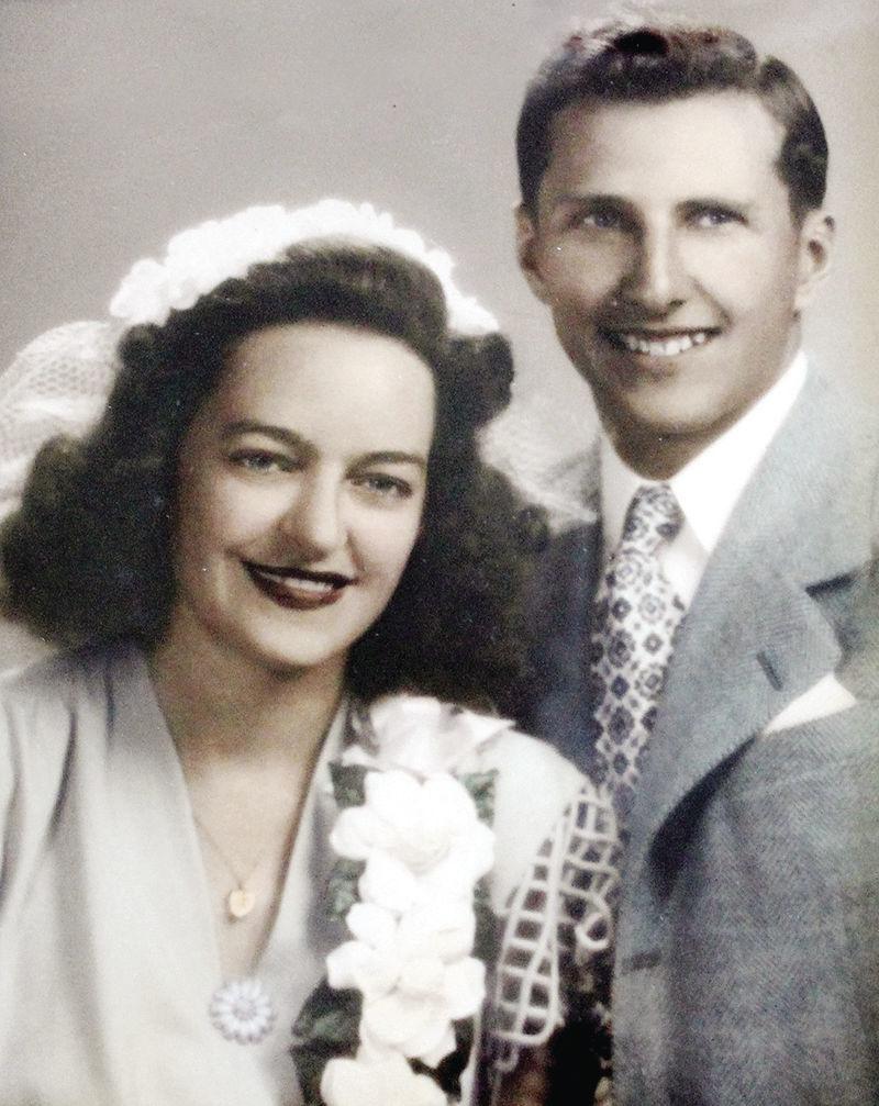 Doreen and Ralph Stirm