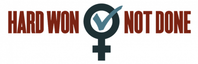 19th Amendment Commemoration logo