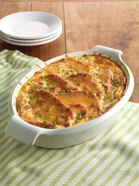 Cheesy-Hash-Brown-breakfast-casserole