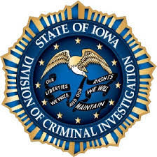 Iowa Division of Criminal Investigation logo