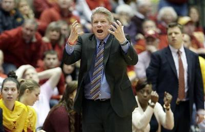 Bill Fennelly file photo