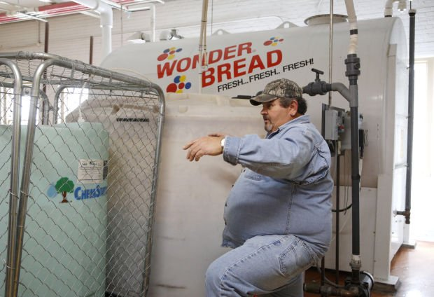 Photos: Inside Wonder Bread/Hostess bakery | | wcfcourier com