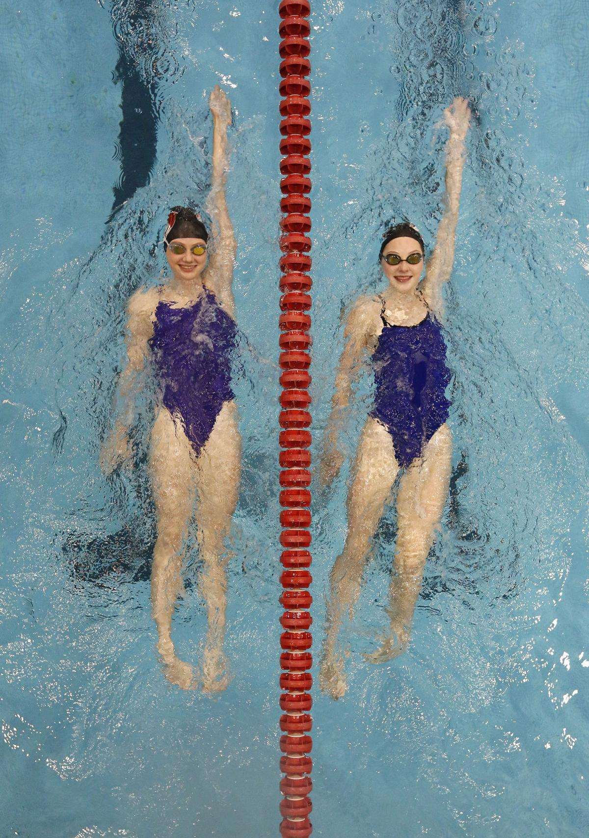 State swimming: Cedar Falls standout Clark looks to pass ...