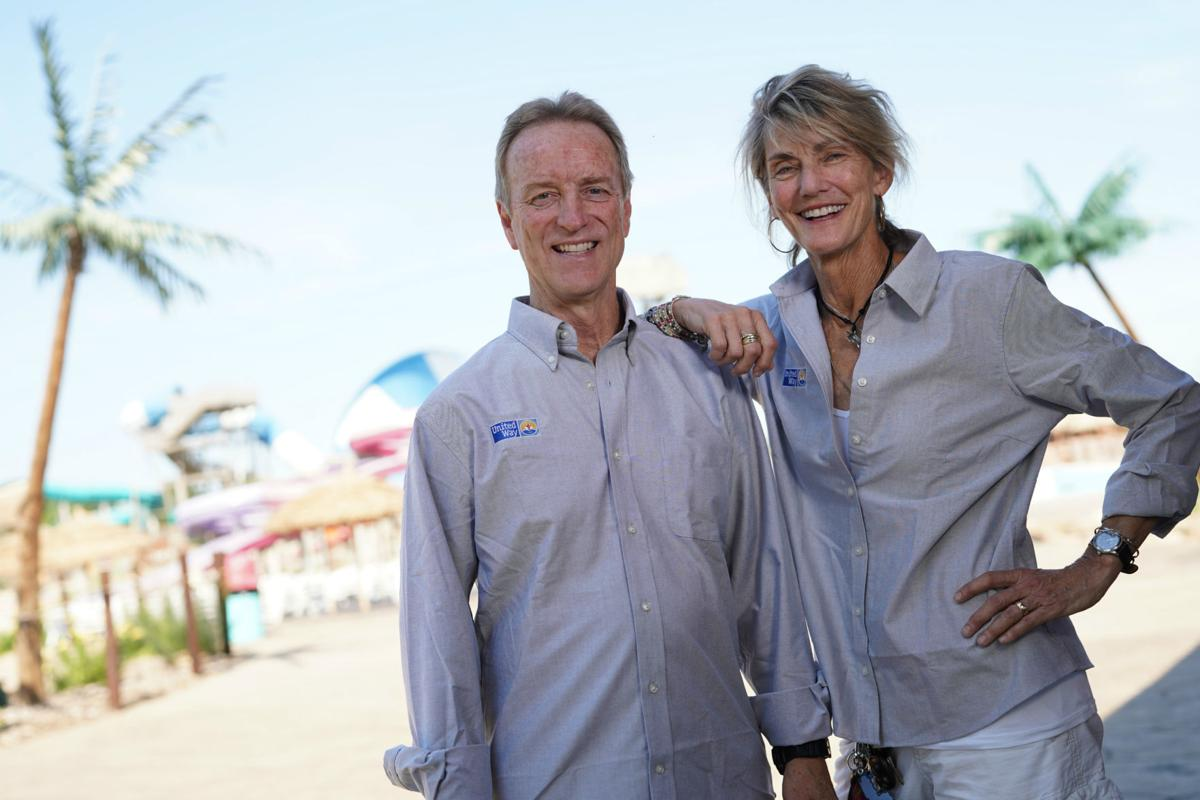 Gary and Becky Bertch