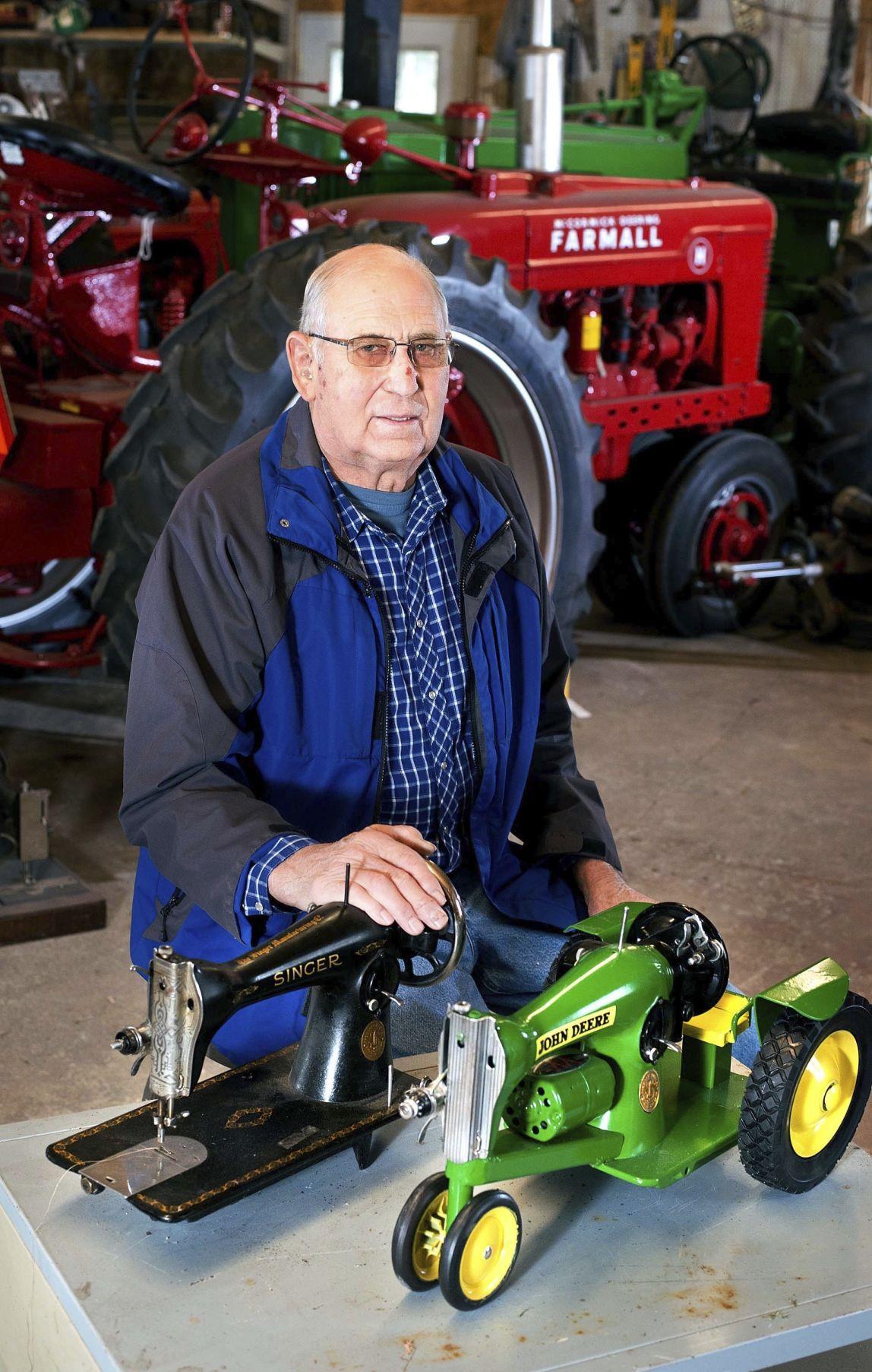 Exchange Tractor Builder