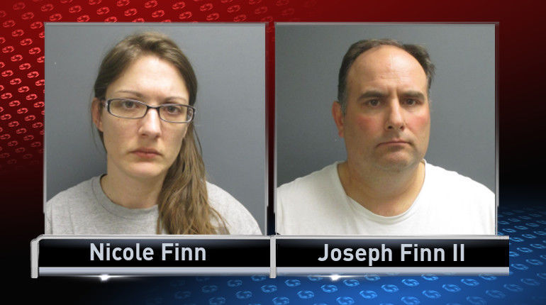 Nicole and Joseph Finn