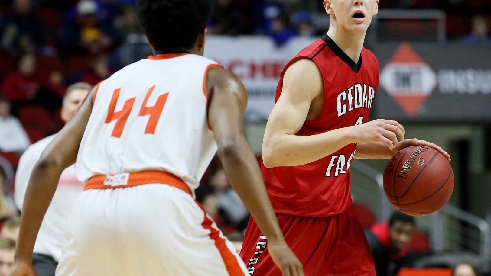 Boys' state basketball: Cedar Falls reaches first state final, 67-58