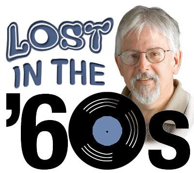 clip art Lost in the 60s logo