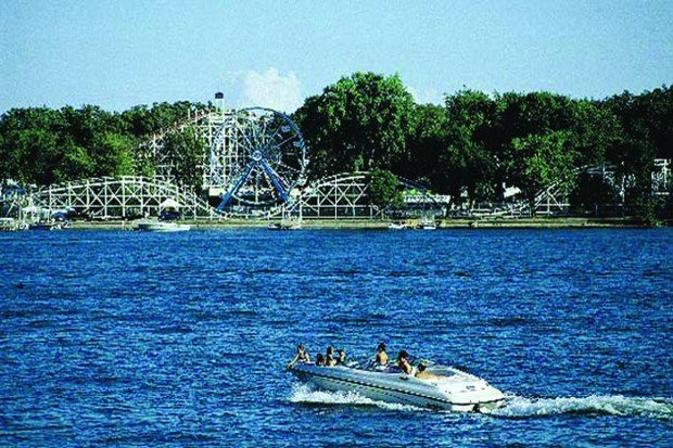Okoboji iowa be there for Lake okoboji fishing