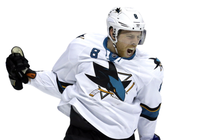joe pavelski cutout