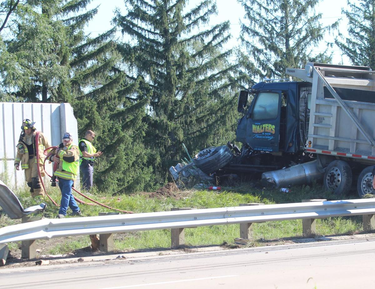 UPDATE: Driver in I-380 crash dies | Local News | wcfcourier com