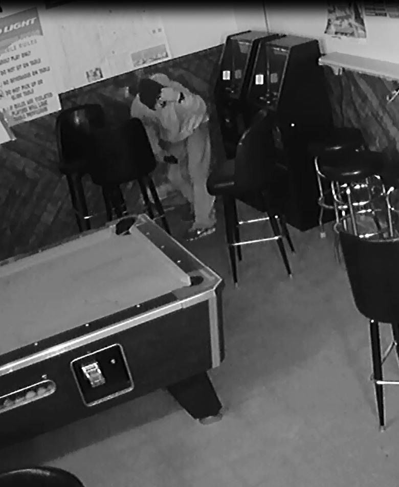 Bluffton burglary