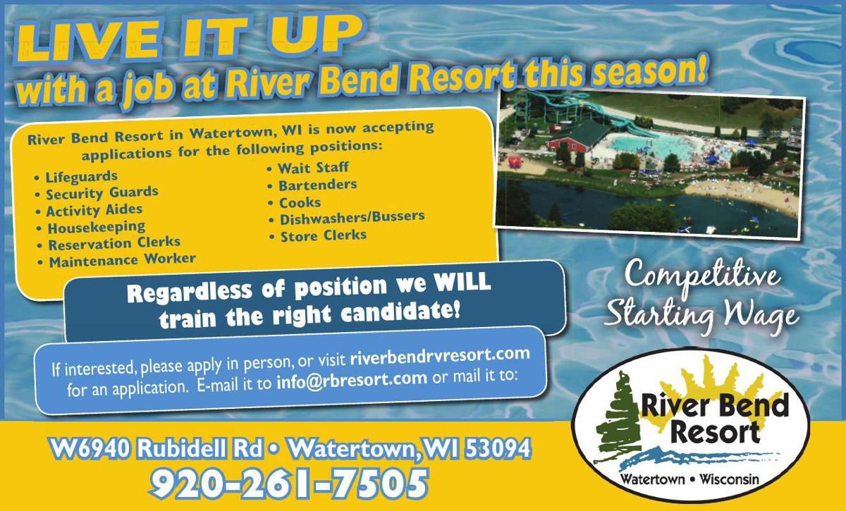 River Bend Resort Openings