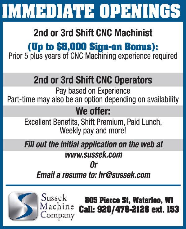 Sussek Machine Company