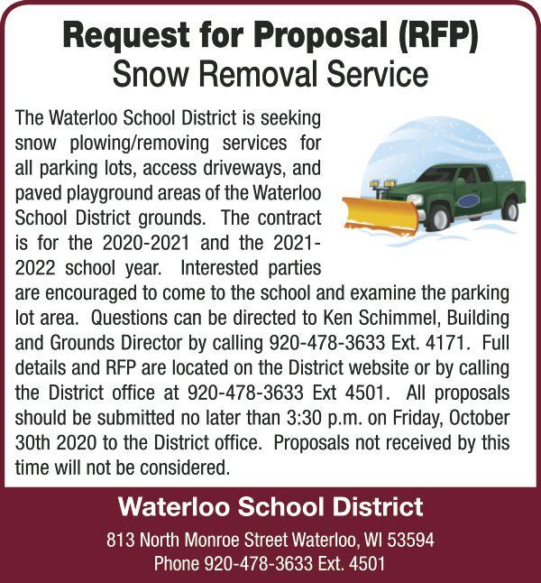 Waterloo School District