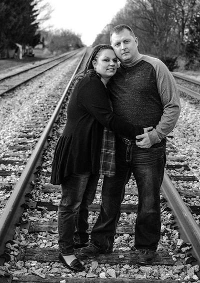 Shelly Fontenot and Jeremy Schmidt