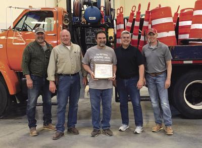 Rammelt retires from highway department
