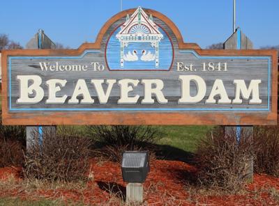 Car crashes into Beaver Dam school