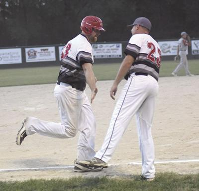 Lenzendorf homers twice, drives in six for Canners