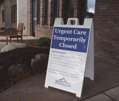 Watertown Hospital temporarily closes Urgent Care
