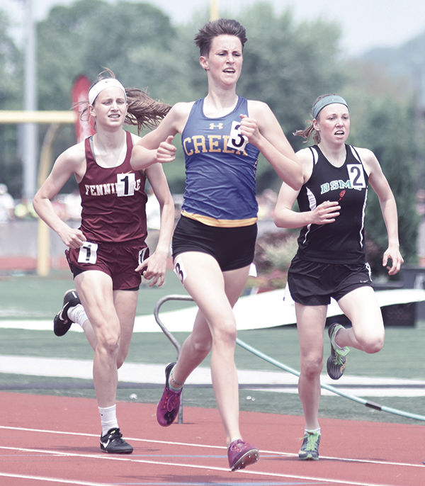 Constable earns three-peat at state in 800