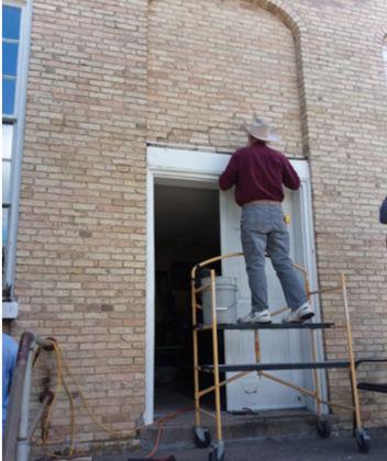 Historic masonry workshop planned at Aztalan museum