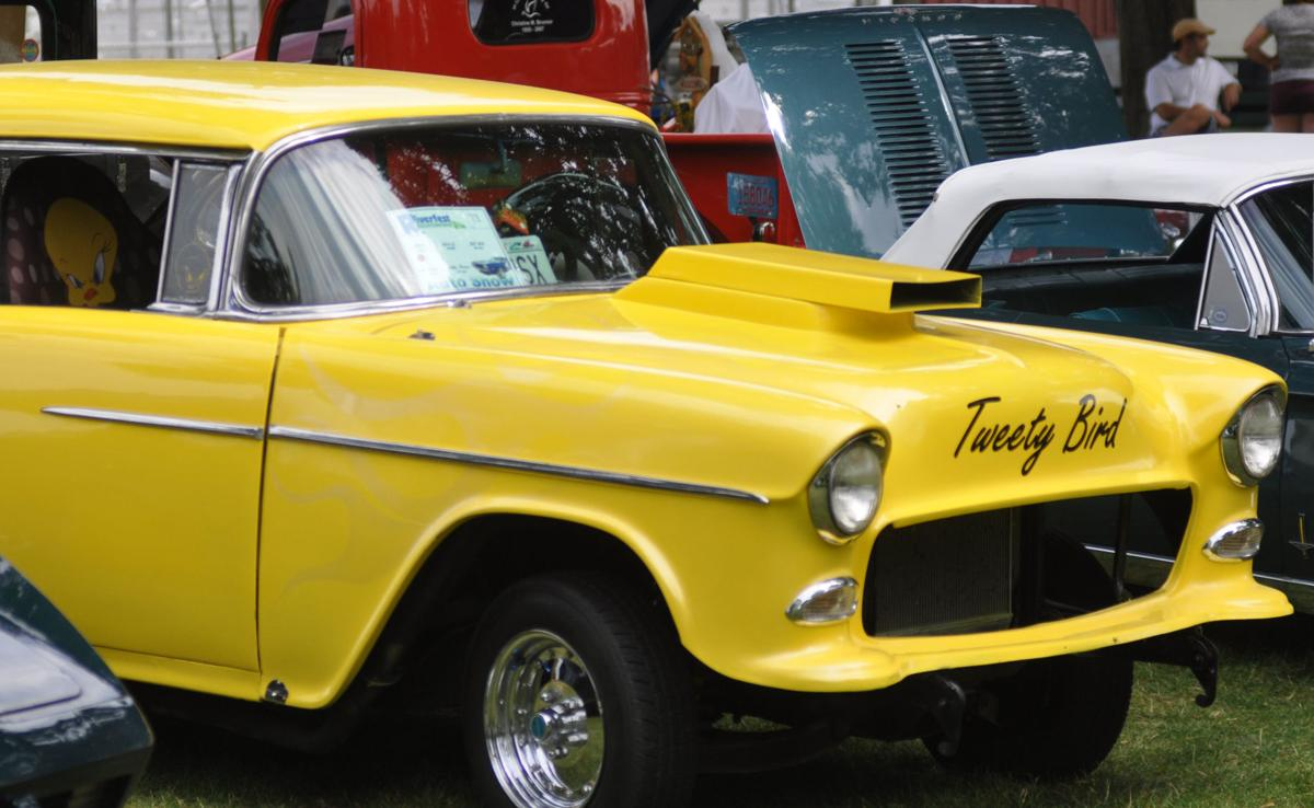 Annual Riverfest Auto Show Winners Are Announced Local News - Grinwald ford car show
