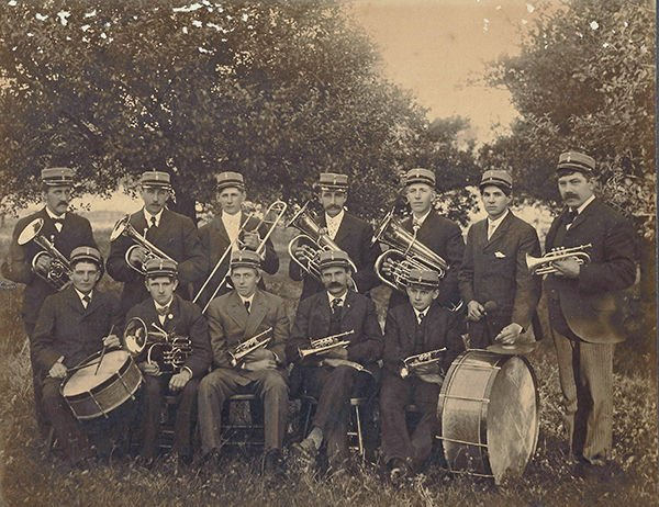 History of Lebanon Band to be presented